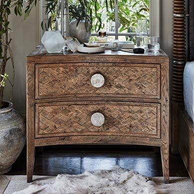 Bedside Drawers & Cabinets