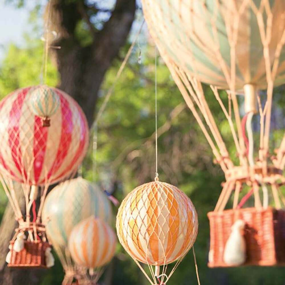 Model Hot Air Balloons