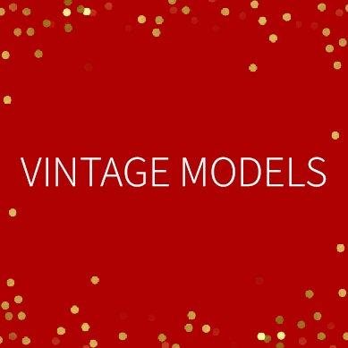 Winter Sale Vintage Models