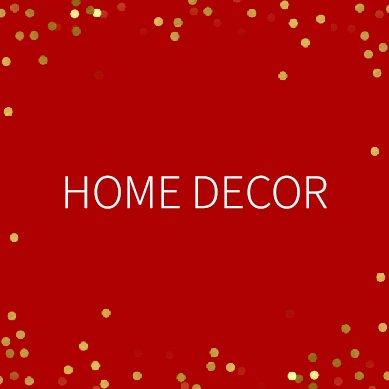 Winter Sale Home Decor