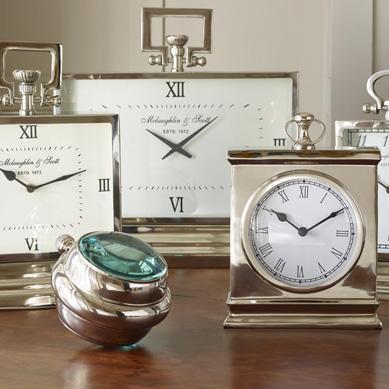 Mantel & Desk Clocks
